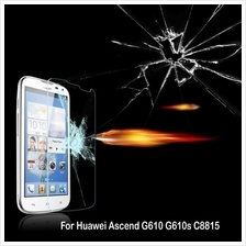 Tempered Glass Screen Protector Huawei G6 G610 G7 G8 GR3 FREE Cable