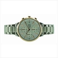Alba Ladies Chronograph Watch VD57-X124SRGS