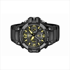 Casio Men Chronograph Resin Band MCW-100H-9AVCF
