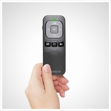 Satechi BT MediaRemote Bluetooth Remote Control for iPhone, Ipad