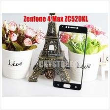 Asus Zenfone 4 Max ZC520KL Full Tempered Glass