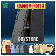 XIAOMI Mi Note 3 IRONMAN TRANSFORMER STANDABLE Case