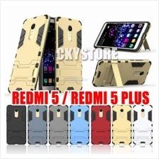 Redmi 5 / Redmi5 Plus IRONMAN TRANSFORMER STANDABLE Case