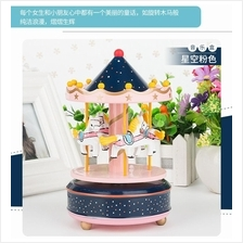 Creative Carousel Horse musical box