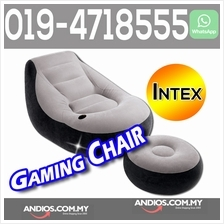 Intex Lounge Air Chair Sofa Dorm Gaming Kerusi Angin Game Inflatable