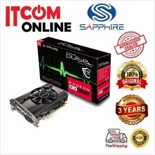 SAPPHIRE ATI RX 550 PULSE OC 4GB GDDR5 128BIT