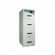FALCON 4 Drawers Fire Resistant Filing Cabinet (1hr Fire Resistance)