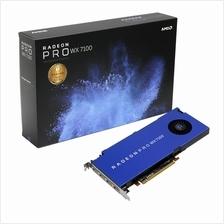 SAPPHIRE ATI FIREPRO WX7100 8GB GDDR5 256BIT (4-OUTPUT DP)