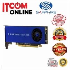 SAPPHIRE ATI FIREPRO WX4100 4GB GDDR5 128BIT (4-OUTPUT MINI DP)