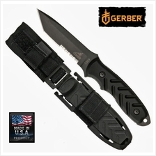 Gerber Yari II Soldier Knife Black Tanto 30V Blade @ RM 1165 only!!