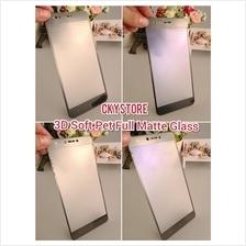 XIAOMI MiA1 / Redmi Note 4 4X 3D Soft PET Matte Full Tempered Glass