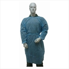 Disposable Non Woven 30Gsm PP Isolation Gown D-Isogown FOC Del No GST