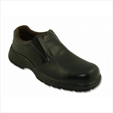 Safety Shoes Rhino Low Cut 3 Inches Slip On Black C3200 Customize