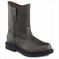 Safety Shoe Worx Red Wing 9Inc High Cut PR EH ST PR 8298 FO Del No GST