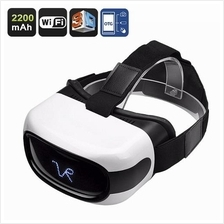 5 Inch 3D Android VR Glasses (OTG, 2200mAh) (WSG-15A) ★