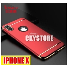 APPLE IPHONE X IPAKY 3 in 1 CHROME Perfect FIT SLIM Case