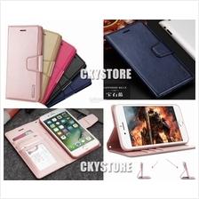 IPHONE 5 5S 6 6S 7 8 PLUS HANMAN Wallet Standable CLIP type Flip Case