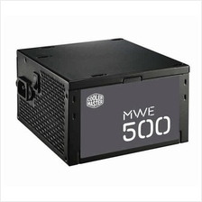 COOLER MASTER Power Supply MWE 500W (MPW-5002-ACABW)