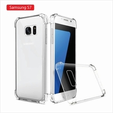 Samsung S7 Air Bumper Back Case - Shockproof Case