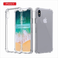 Apple iPhone X Air Bumper Back Case - Shockproof Case