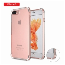Apple iPhone 8 Air Bumper Back Case - Shockproof Case (v2)