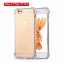 Apple iPhone 6 Plus / 6s Plus Air Bumper Back Case - Shockproof Case (..