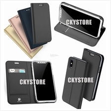 APPLE IPHONE X DUCIS Wallet Leather Standable Flip Case