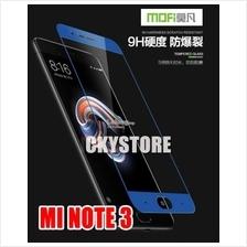XIAOMI Mi NOTE 3 MOFI 9H 2.5D Full Coverage Tempered Glass