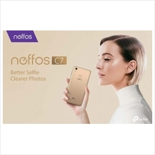 NEFFOS C7 (5.5' HD | 13MP camera | 3060 mAh)FREE HOTEL VOUCHER