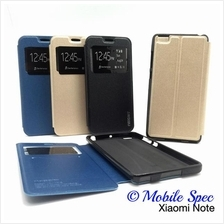 XiaoMi Mi Note S View Mercury Flip Pouch Case