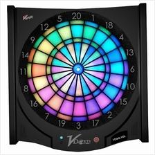 VDarts H2L - Online Electronic LED Soft Tip Dart Board