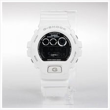 Casio G-Shock DW-6900NB-7D Digital Mens Watche White Rubber Resin Band
