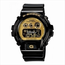 Genuine Casio G-Shock DX-6900CB-1D Digital Sports Watch Glossy Black