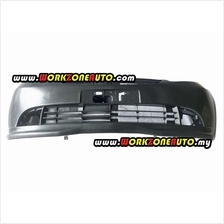PU2472 Nissan Almera PU Front Grille With Netting + Logo