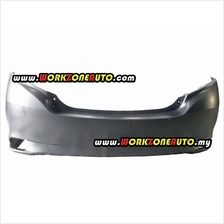 M156 Perodua New Kancil Top Fiber Spoiler With LED (CROSS)