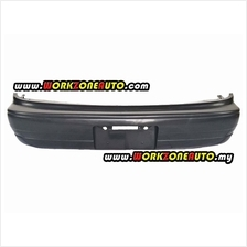 M174 Lamp Perodua Myvi Top Fiber Spoiler With LED OEM