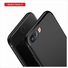 Xiaomi Redmi Note 4 Soft Slim Back Case - Elegant Matte Design