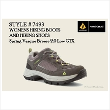 Vasque Women Hiking Shoes Spring Vasque Breeze 2.0 Low GTX 7493