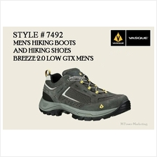 Vasque Mens Hiking Boots Shoes America Shoes Breeze 2.0 Low GTX 7492
