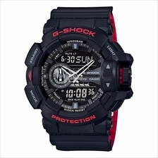 Genuine Casio G-Shock GA-400HR-1ADR Analog Digital Sports Watch Matte