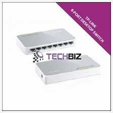 TL-SF1008D TP-LINK 8 PORT 10/100MBPS DESKTOP SWITCH