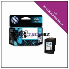 61 BLACK HP INK CARTRIDGES