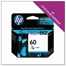 60 COLOR HP INK CARTRIDGES