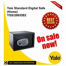 Yale Standard Digital Home Safe YSS/200/DB2 Promotion now at RM 439