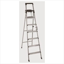 Cosco Signature Series Premium Aluminum 6 Step Ladder 8 ft @ Rm 759 On