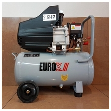 Eurox EAX2524 24L 2.5HP 8Bar Air Compressor IDB0247