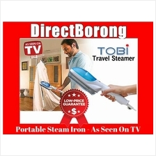 Original Portable Steam Iron Inns Tobi Travel Steamer