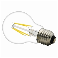 LED Filament Ball Bulb E27 220V 2W 4W Retro Loft Style Fit For Chandel