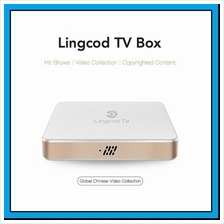 [3years Subscription] Lingcod TV Box LS5 Smart Android 6.0 OTT - PM
