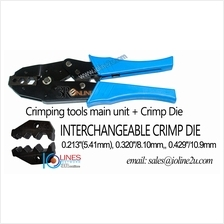 Coaxial cable Crimping tool Multi LMR-300/400 RG-58 50-3 50-7 0.213 RG